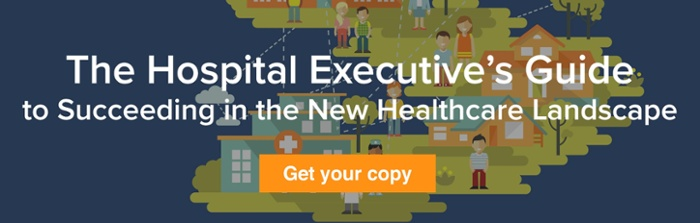 The Hospital Executive Guide to Succeeding in the New Healthcare Landscape